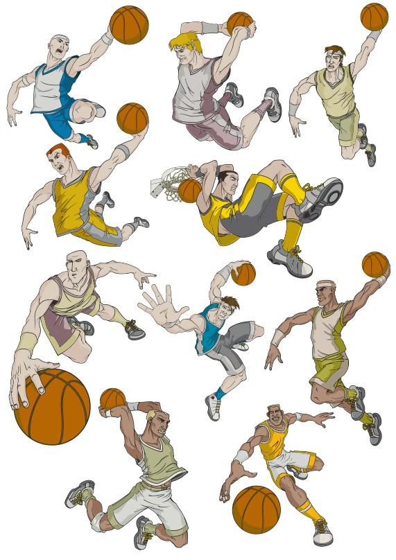 спорт векторный клипарт, спорт вектор, баскетбол векторный клипарт, спорт векторный клипарт Баскетбол