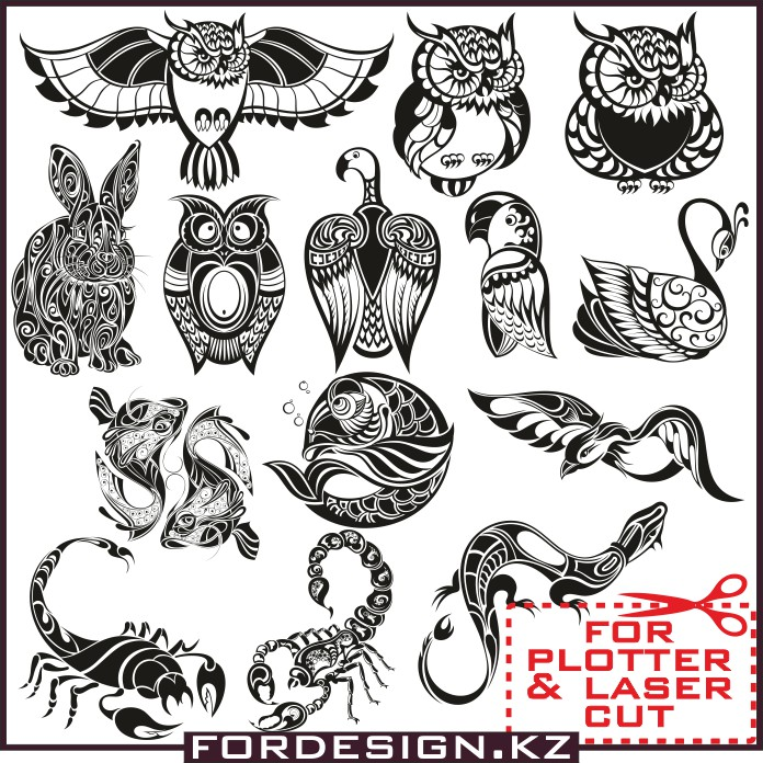 Patterns of animals, Vector animals, Vector animals patterns, animals vector, animals tatoo