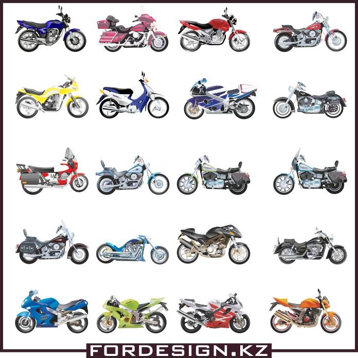 Мотоцикл вектор, мото вектор, мотоцикл картинки, картинки мото скачать