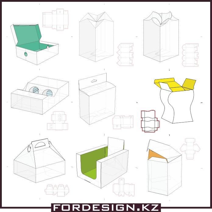 Коробочки из бумаги шаблоны, шаблоны коробочек, шаблоны коробочек скачать