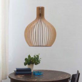 Потолочная лампа «Груша» №1 векторный макет