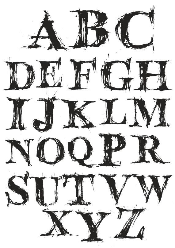 векторный алфавит, буквы алфавита в векторе, алфавит вектор, красивые буквы скачать