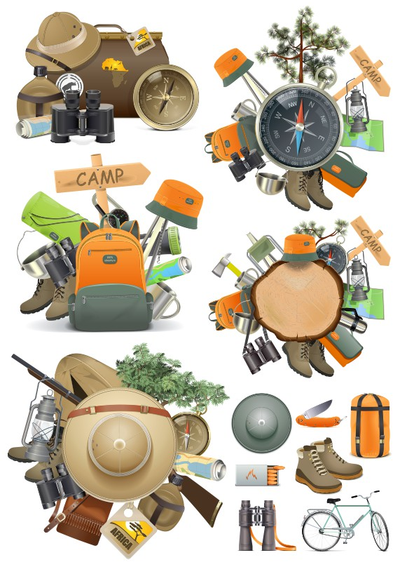 Tourism vector, adventure vector, travel, vector clipart
