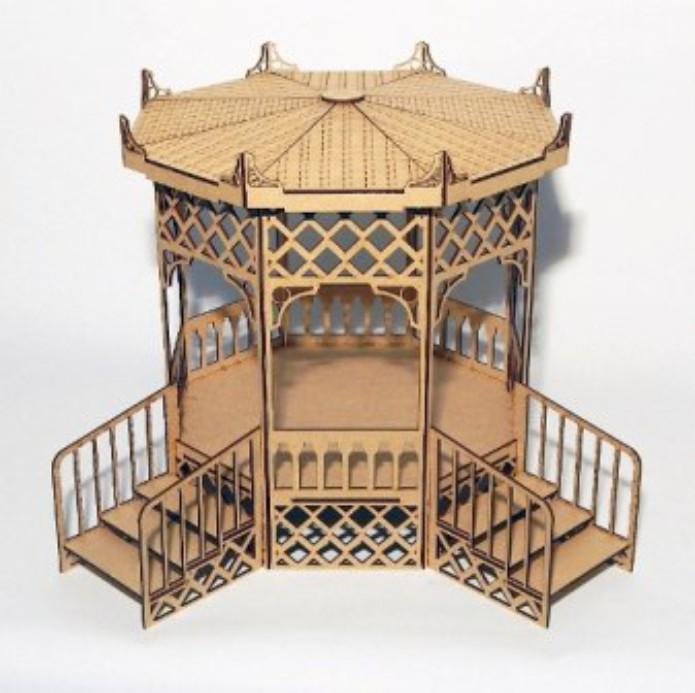 Pavilion for dolls