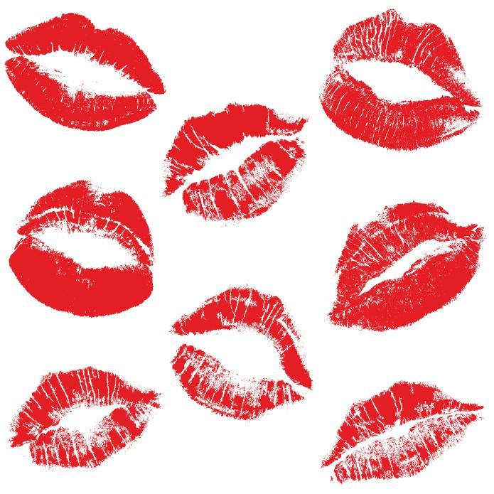 фото поцелуйчиков на прозрачном фоне таких